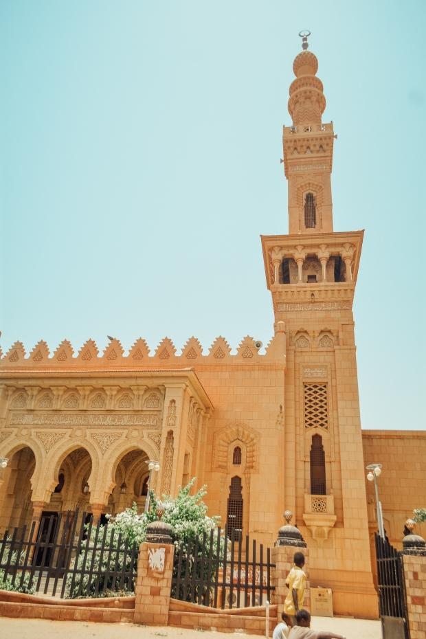 MosqueKhartoum